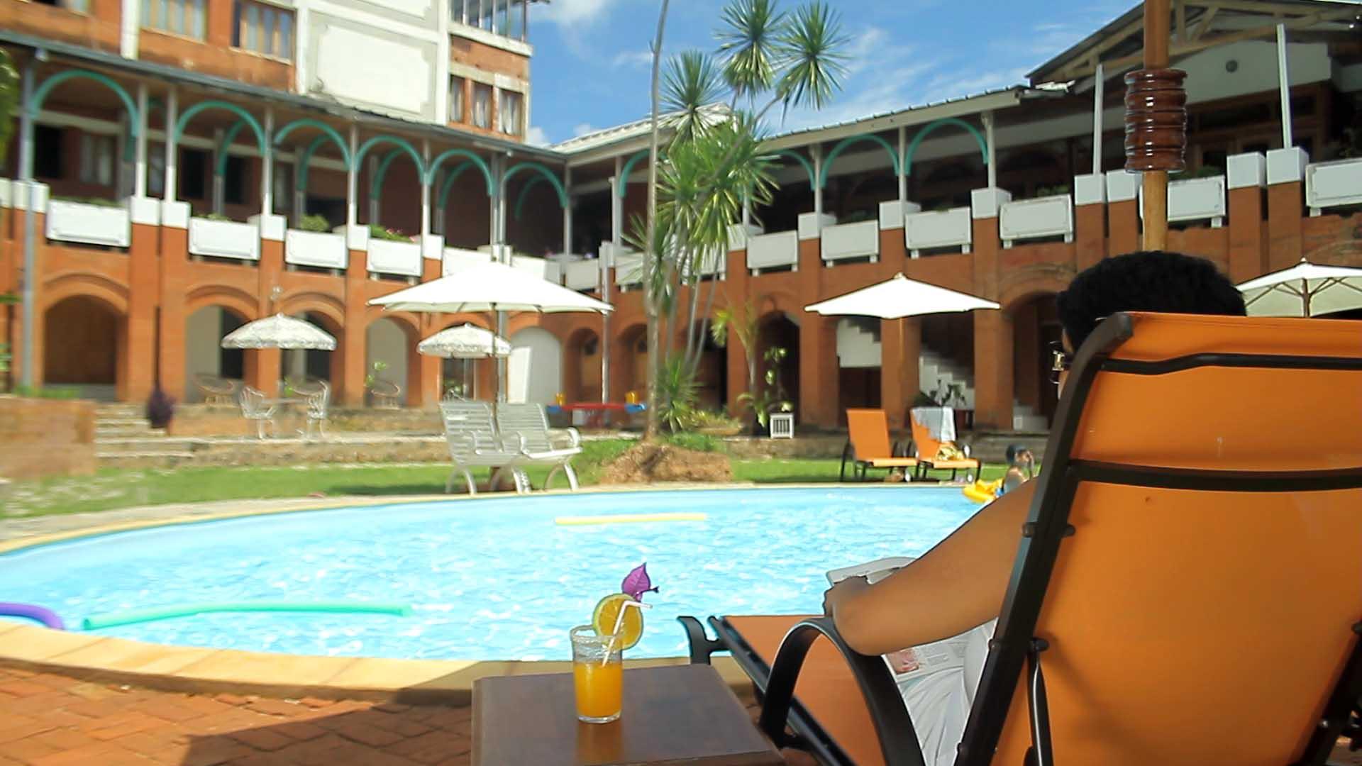 Piscine 1 Hôtel La Résidence   Antananarivo