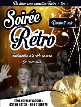 retro presse Soirée Rétro live | Tous les vendredi soir à La Résidence dAnkerana